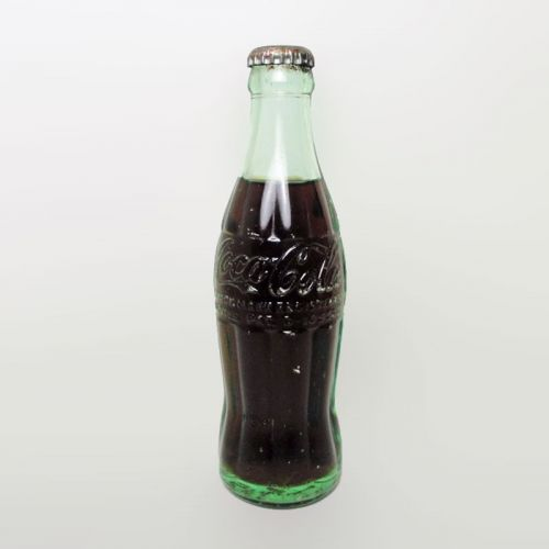 Colorado, Colorado Springs - Full 6 oz. Patent D Hobbleskirt Coke Bottle