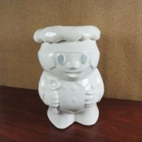 McCoy Bobby the Baker Pillsbury Doughboy Vintage Cookie Jar
