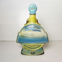 Jim Beam Decanter 1970 Manitowoc Submarine Memorial