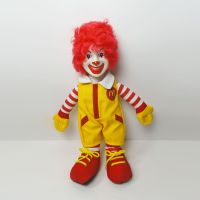Ronald McDonald 15 inch Collectible McDonalds Doll No. 1