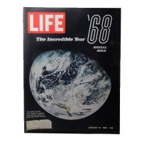 Life Magazine 1-10-1969 The Incredible Year 1968