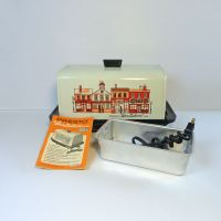 1970s Vintage Presto Wee Bakerie Oven with Accessories