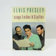 Elvis Presley Sings Leiber and Stoller Softback Book
