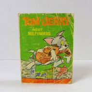 A Big Little Book 1967 Tom and Jerry Meet Mr. Fingers