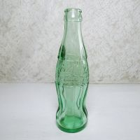 Florida Tampa Empty 6 oz. Hobbleskirt Coke Bottle