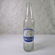 Sun Crest 10 oz. 1967 Vintage Soda Bottle #5a