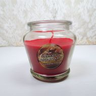 Caramel Apple Tart 3 oz. Scented Candle Glass Container