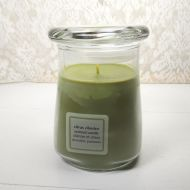 Citrus Cilantro 15 oz. Scented Candle Glass Jar
