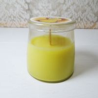 Tropical Fruits 3 oz. Scented Candle Glass Container