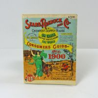 1970 Replica of a Fall 1900 Sears Consumers Guide