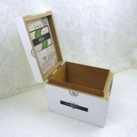 CAO Olancho OSA San Agustin SOL Empty Wood Cigar Box Lot 50