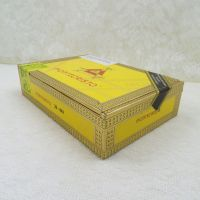 Montecristo Empty Wood Cigar Box Dominican Republic