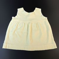 Smock Shift or Under Garment for Little Girl or Doll