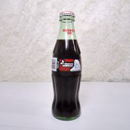 1993 Seasons Greetings Full Commemorative Coke Bottle