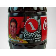 Steve Park No. 1 Full 8 oz. Coke Classic Bottle