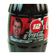 Jeremy Mayfield Nascar No. 12 Full Coca Cola Racing Bottle