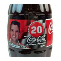 Tony Stewart Nascar No. 20 Full Coca Cola Racing Bottle