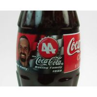 Kyle Petty No. 44 Full 8 oz. Coke Classic Bottle