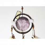 Dreamcatcher Small Two Wild Horses Red Feather