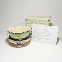 Butterflies Electric Candle Tart Warmer Combo
