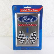 Ford Racing Single Light Switch Plate Cover