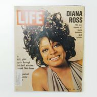 Life Magazine 12-8-1972 Diana Ross Home Husband Babies