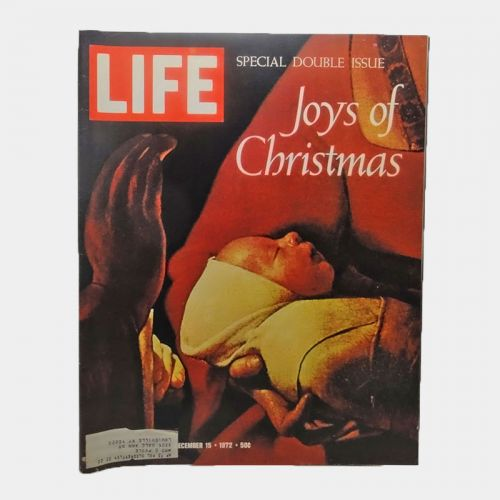 December 15, 1972 Life Magazine - Joys of Christmas Double Issue