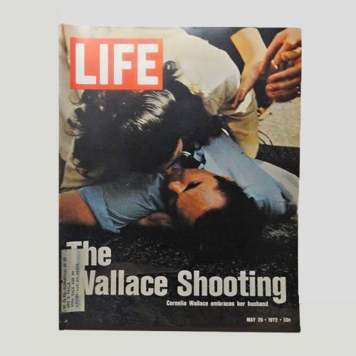 May 26, 1972 Life Magazine - The George Wallace Shooting