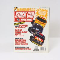 Stock Car Racing 1991 Magazine Dale Earnhardt Sr Poster