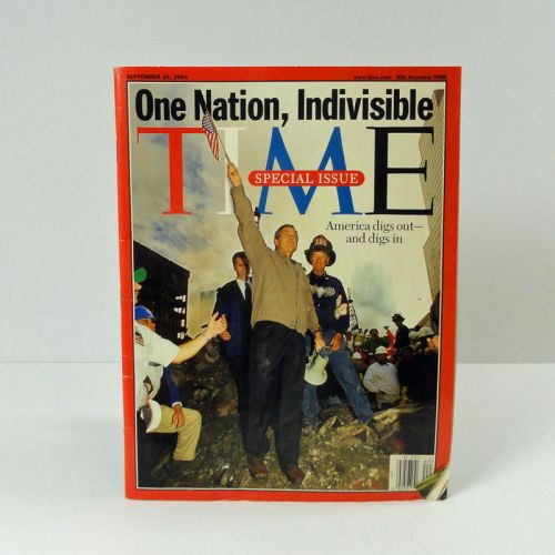Time Magazine Special Edition World Trade Center Bombing
