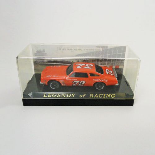 Benny Parsons 1973 Nascar No 72 Chevrolet Malibu in Case