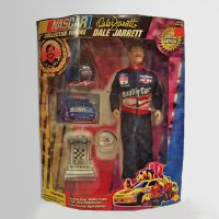 Dale Jarrett Nascar driver 1997 Toy Biz Collectible