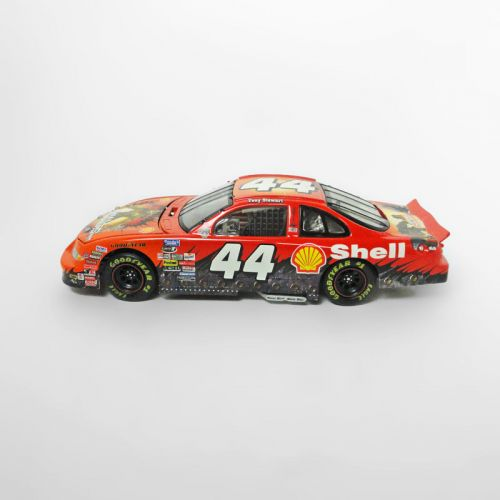 Nascar Tony Stewart No 44 Action Racecar Bank with Key