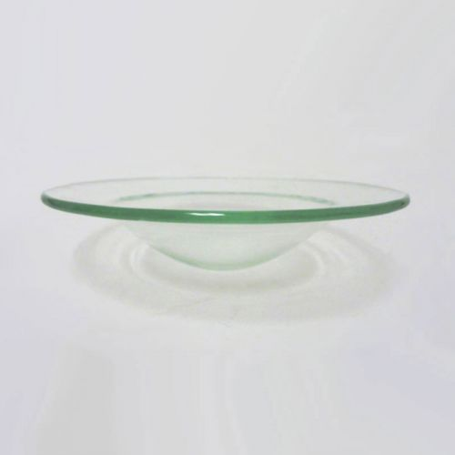 4-5/8 Smooth Glass Dish for Electric and Candle Oil Warmers