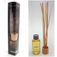 Lemon Grapefruit Reed Diffuser Box Set with Reeds and Oil
