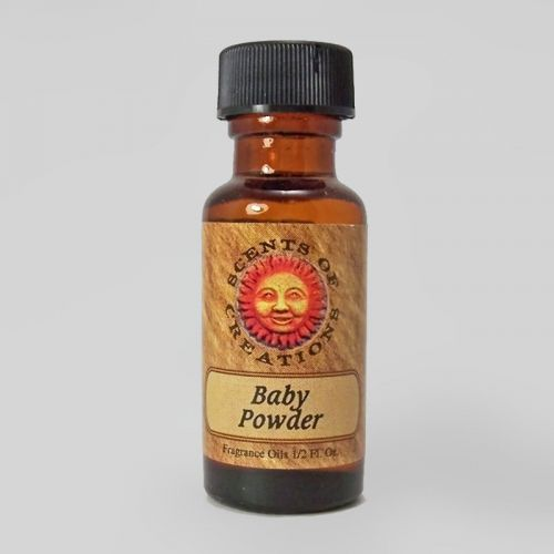 Baby Powder Scented Fragrance Oil