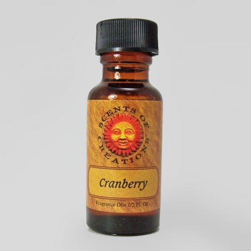 Cranberry Scented Fragrance Oil