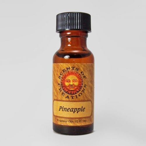 Pineapple Scented Fragrance Oil - 0.5 Fluid Ounce