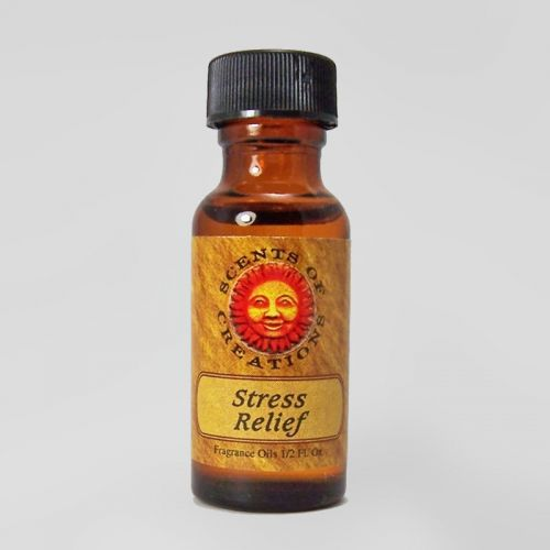 Stress Relief Scented Fragrance Oil