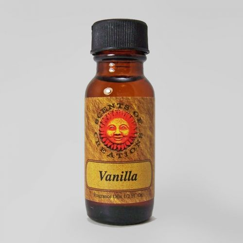 Vanilla Scented Fragrance Oil