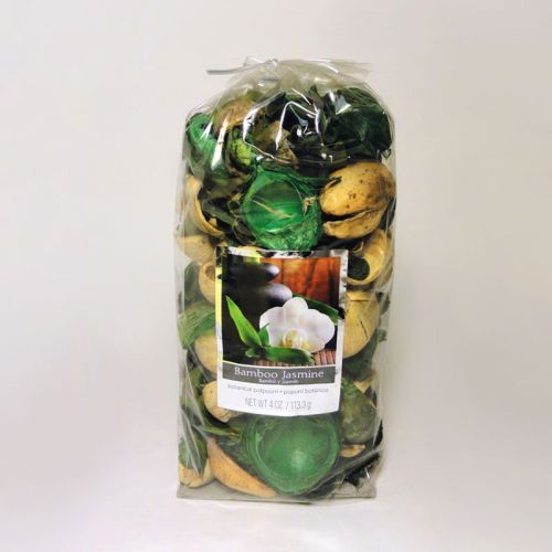 Bag of Bamboo Jasmine Scented Botanical Potpourri