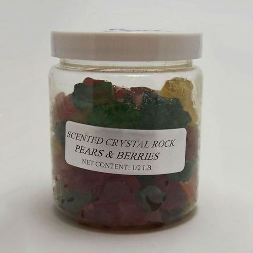 Scented Crystal Rocks - Pears and Berries