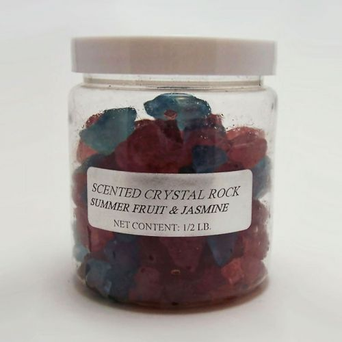 Summer Fruit and Jasmine Scented Crystal Rock Potpourri