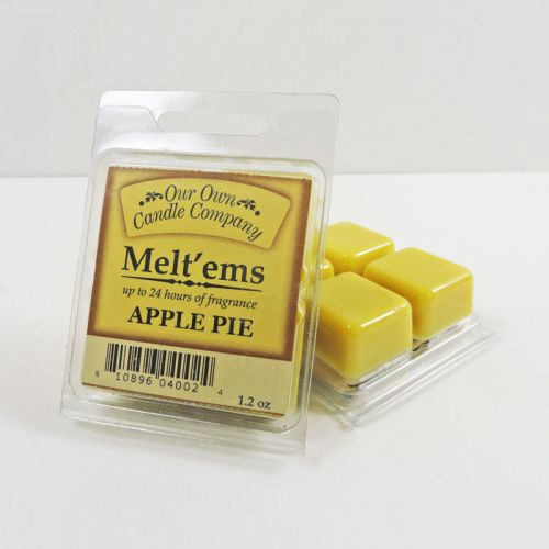 Scented Tarts Apple Pie Four Pack Wax Melts