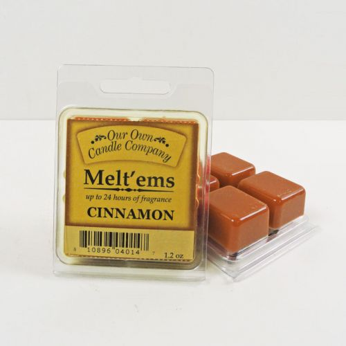 Cinnamon Scented Tarts Four Pack Wax Melts