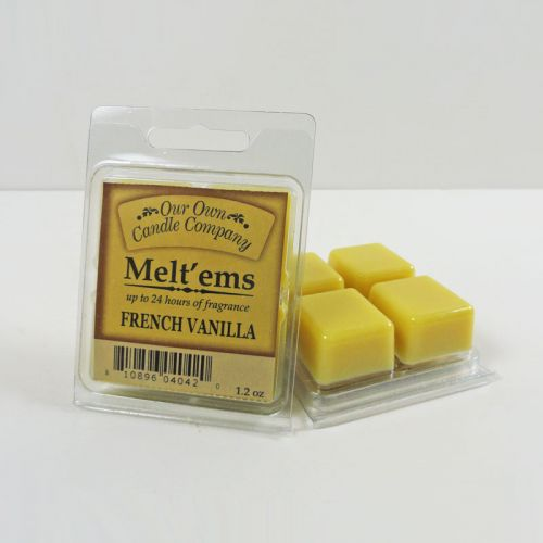 Scented Tarts French Vanilla Four Pack Wax Melts