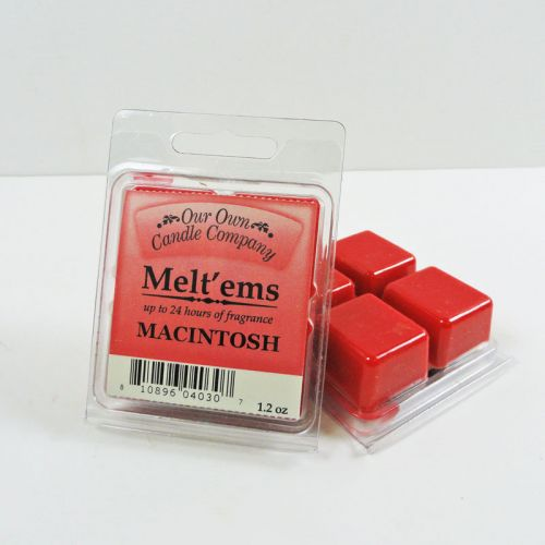 Macintosh Scented Tarts Wax Melts Four Pc. Pack