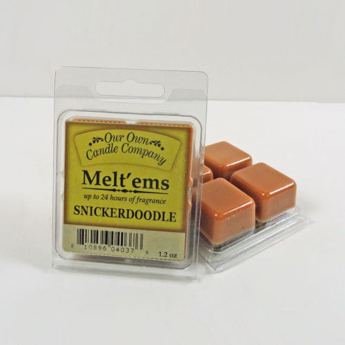 Snickerdoodle Scented Tarts Wax Melts Four Pc. Pack