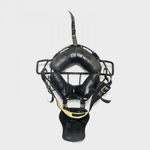 Baseball Catcher or Umpire Vintage Face Mask