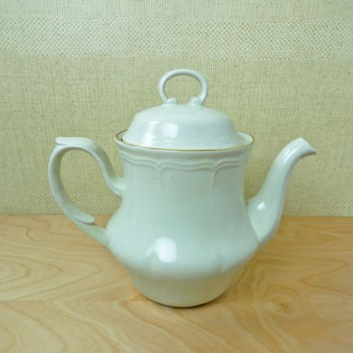 Stoneware Vintage Teapot by Almond Flair from Japan